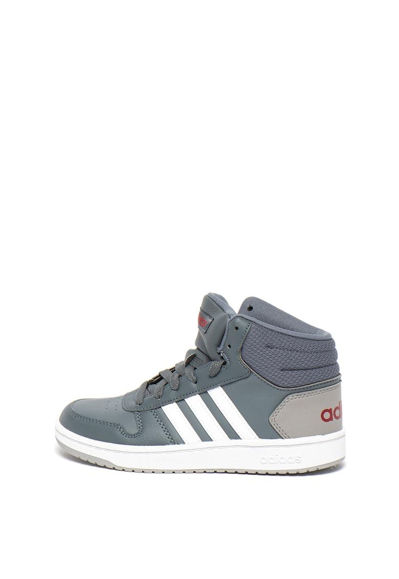 Pantofi sport mig-high Hoops Adidas PERFORMANCE