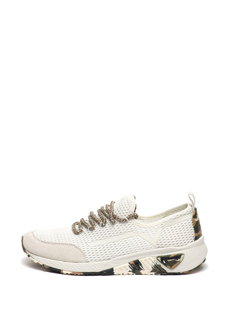 Pantofi sport slip-on de plasa Kby