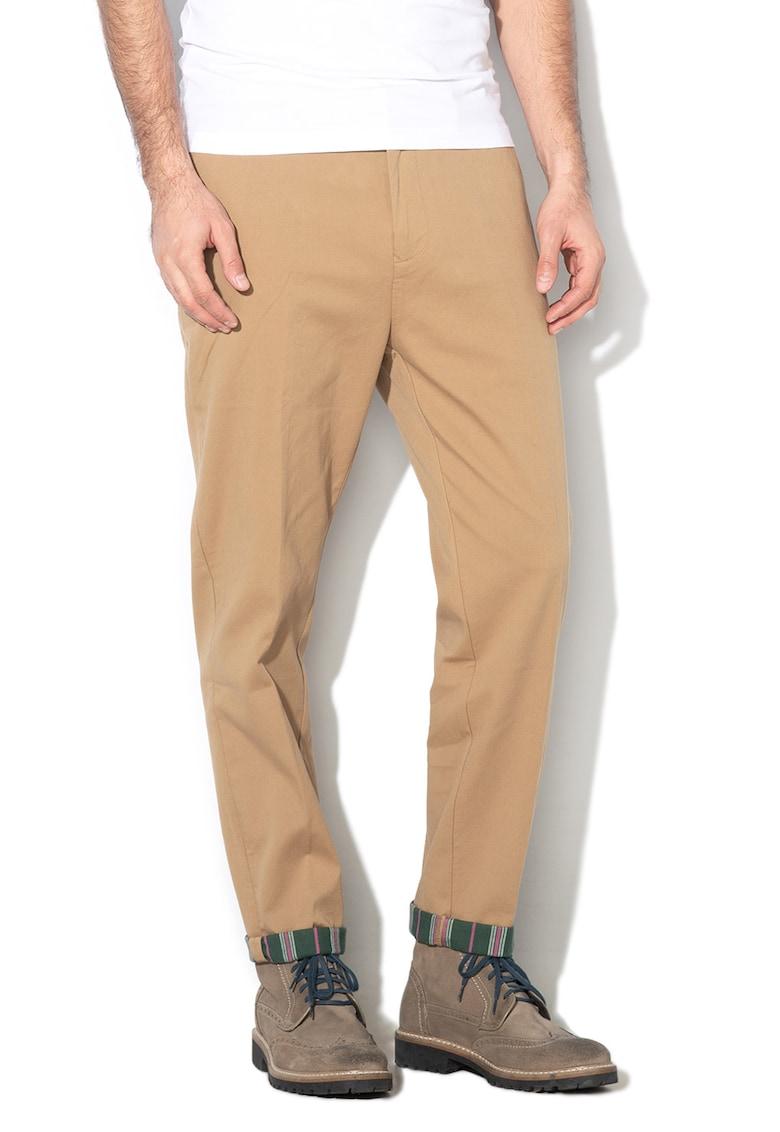 Pantaloni cu croiala conica