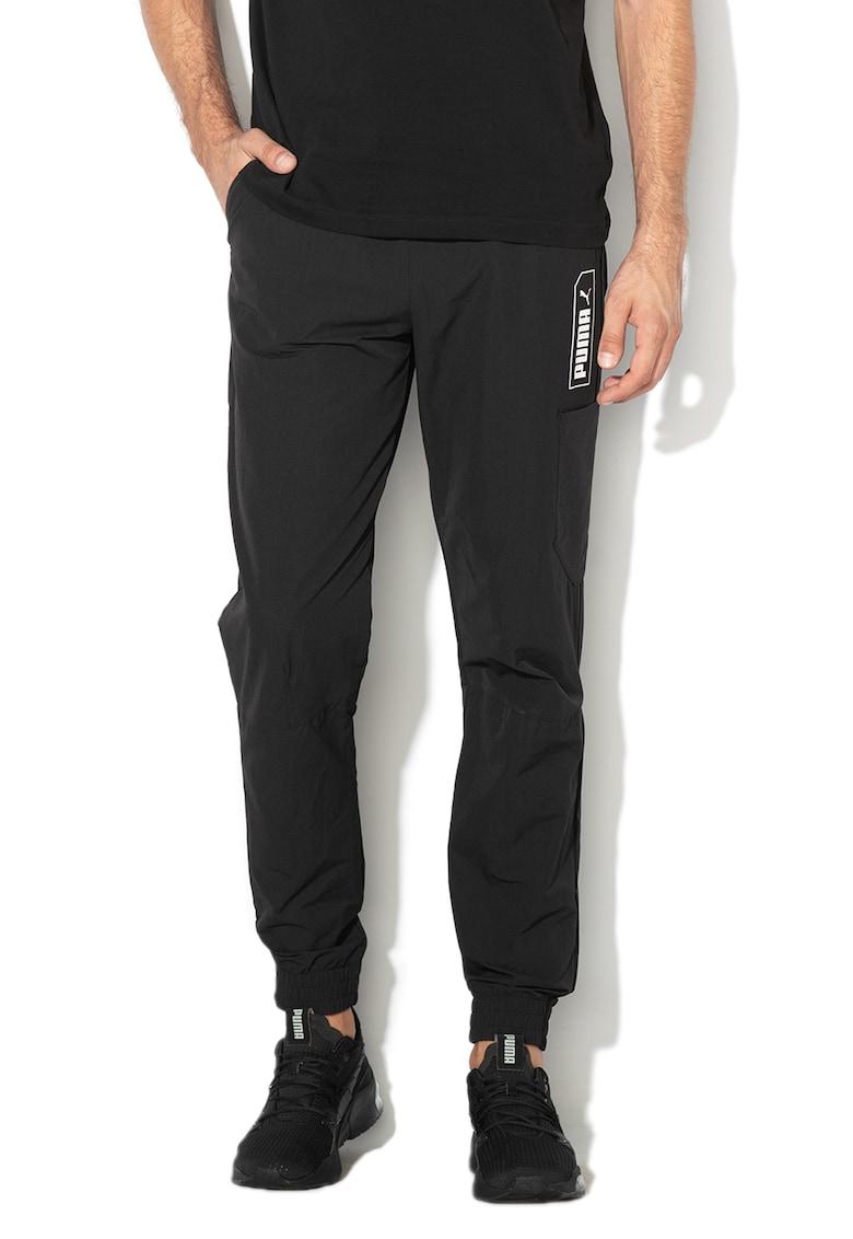 Puma Pantaloni cu snur interior - pentru fitness NU-Tility
