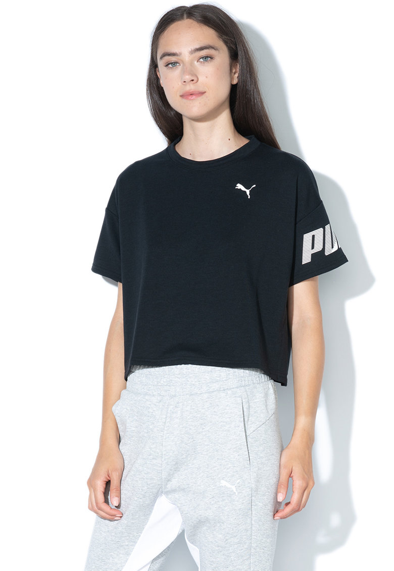 Tricou relaxed fit cu DryCell Modern Sport Puma