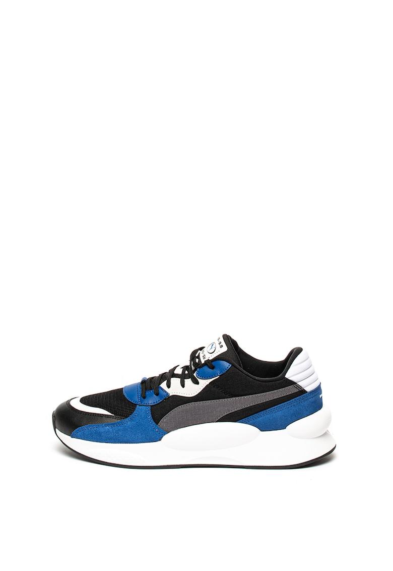 Pantofi sport cu garnituri contrastante RS 9.8 Space