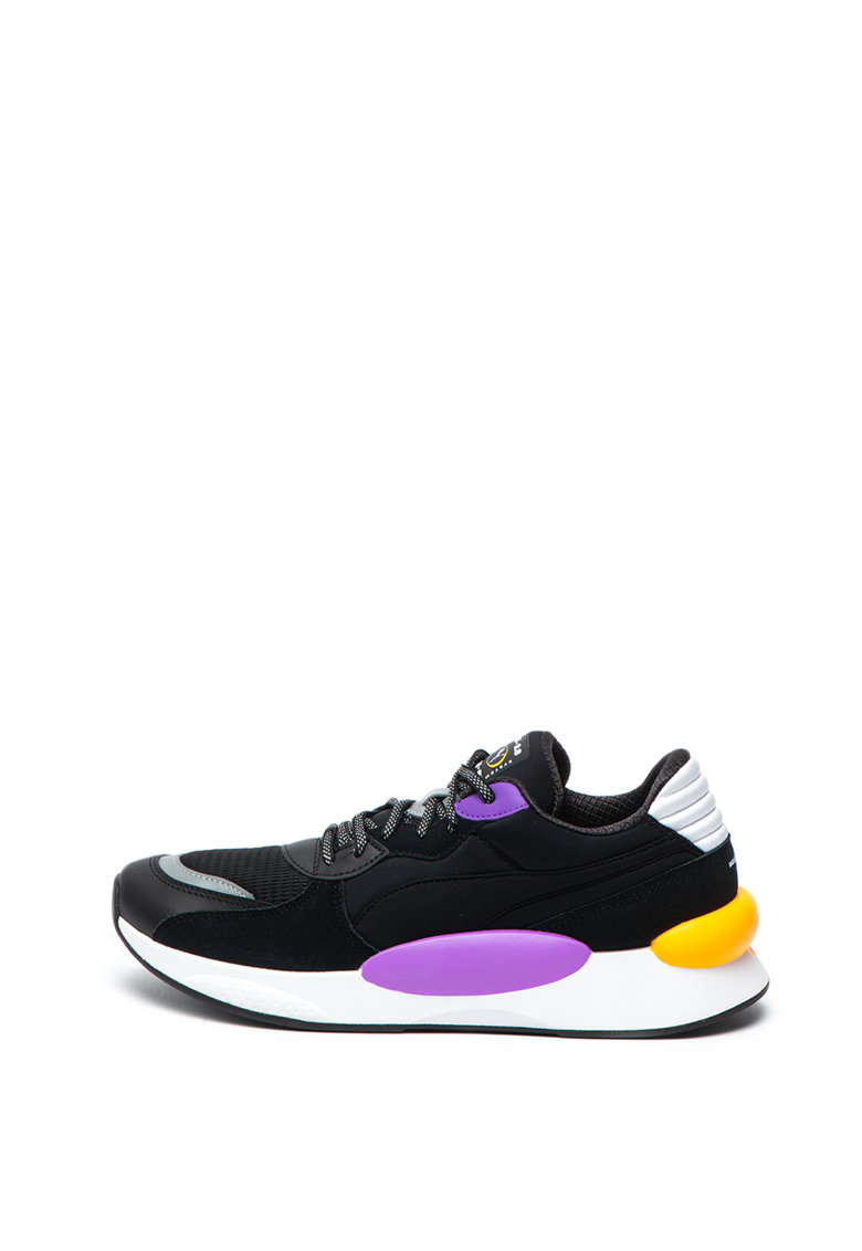 Pantofi sport unisex cu insertii de plasa RS 9.8 Gravity
