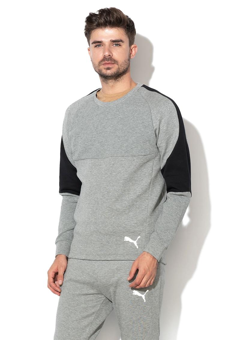 Bluza sport slim fit Evostripe Drycell