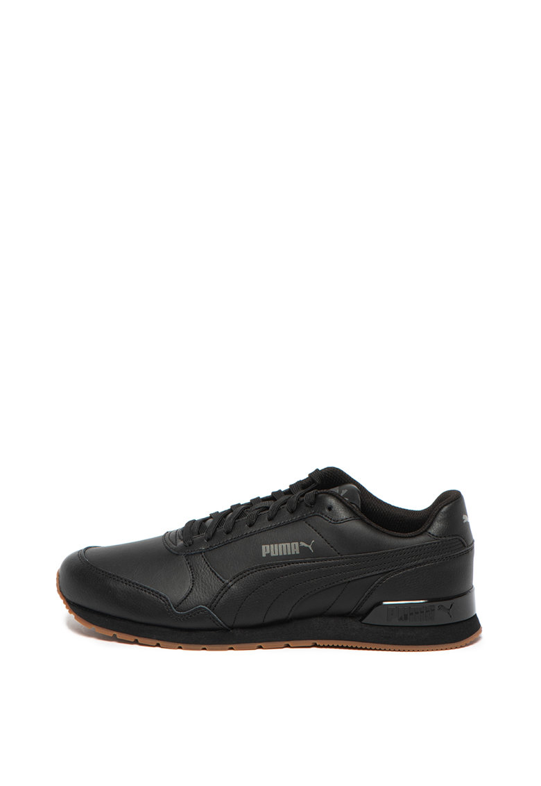 Pantofi sport de piele si piele ecologica Runner poza fashiondays