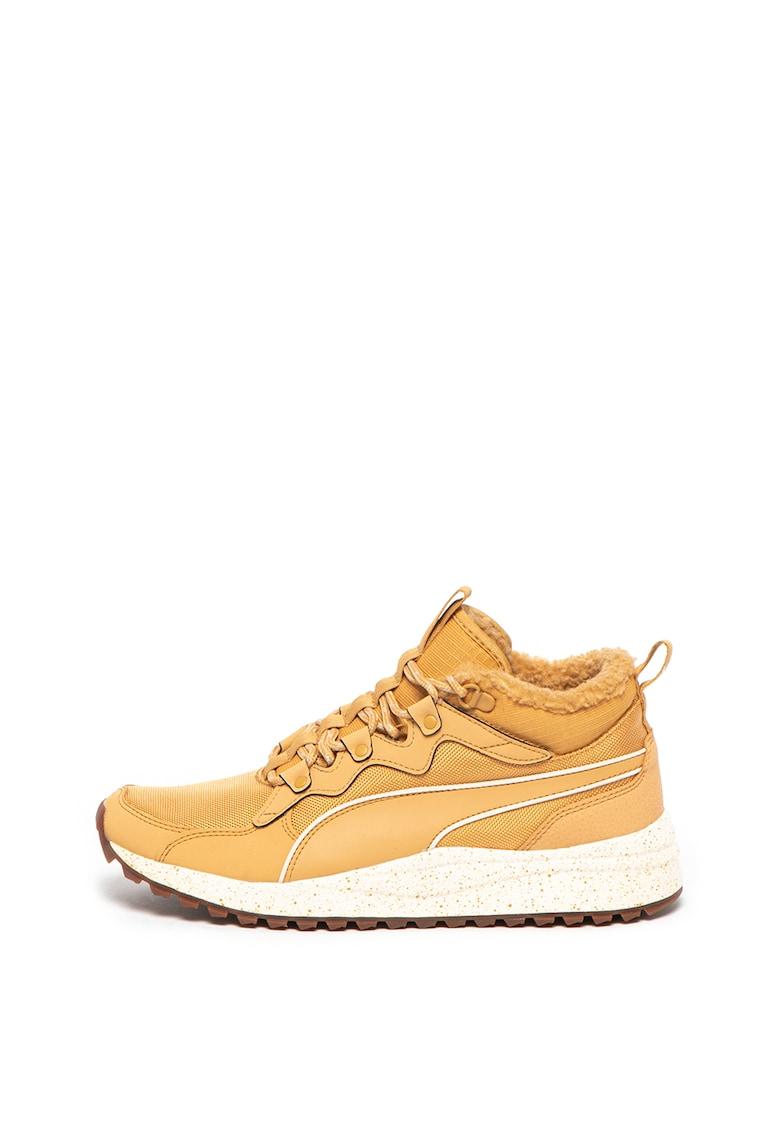 Pantofi sport mid-high impermeabili - cu captuseala de blana shearling sintetica Pacer Next