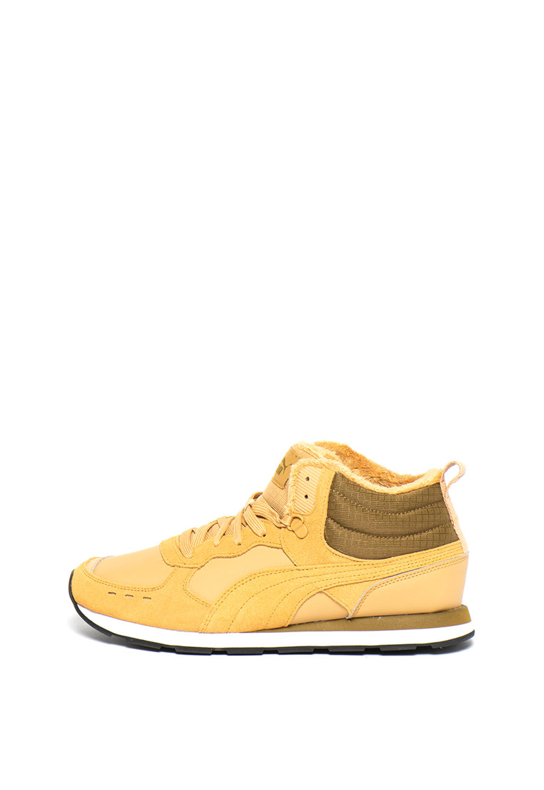 Pantofi sport mid-high de piele intoarsa Vista Mid WTR