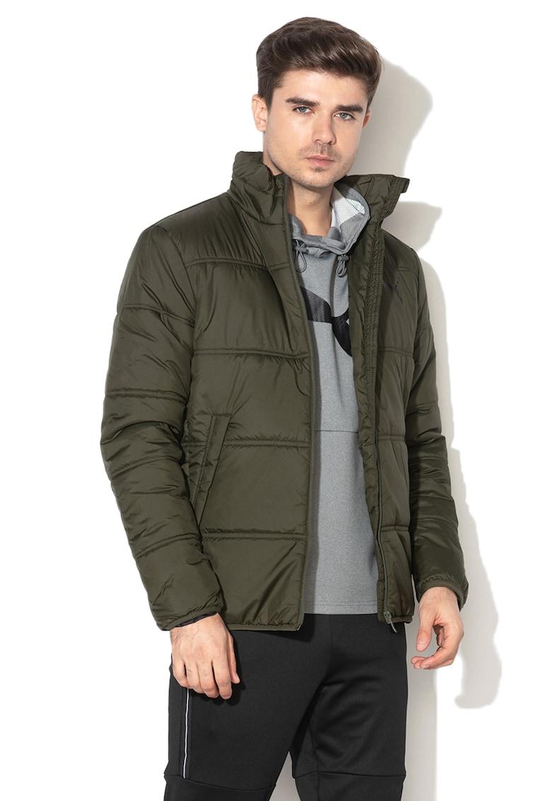 Jacheta cu vatelina usoara si aspect matlasat Essentials de la Puma