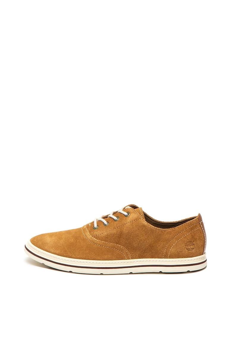 Pantofi casual de piele intoarsa Coles