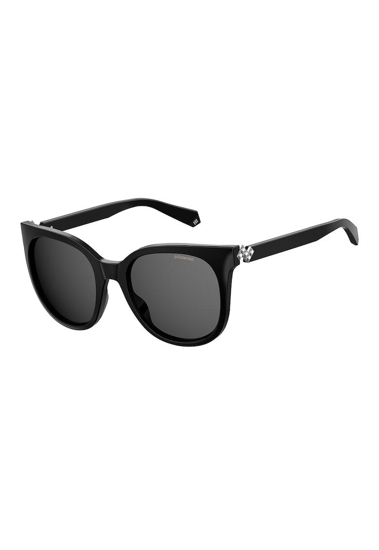 Ochelari de soare rotunzi polarizati Polaroid fashiondays.ro