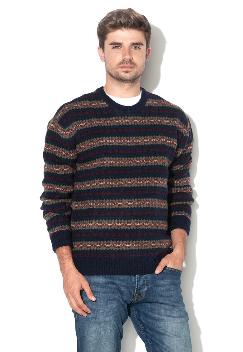 Pulover tricotat - de lana Deacon