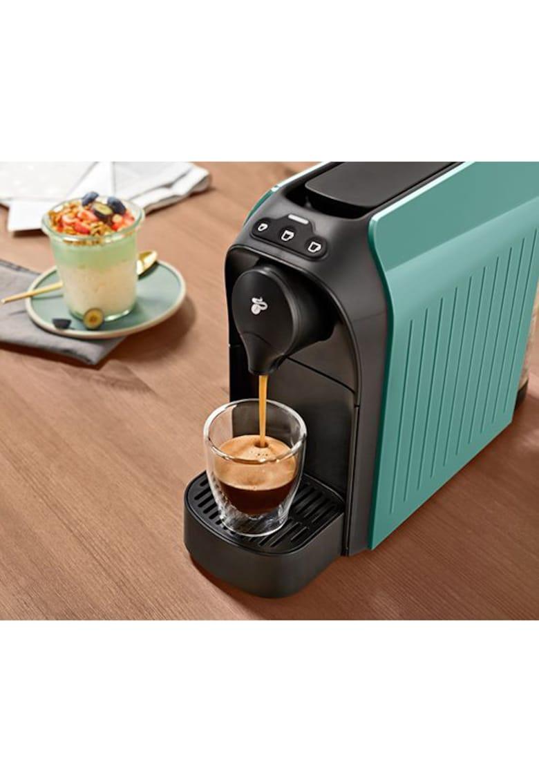 Espressor  Cafissimo easy White - 1250 W - 3 presiuni - 650 ml - Espresso - Caffe Crema - sertar capsule