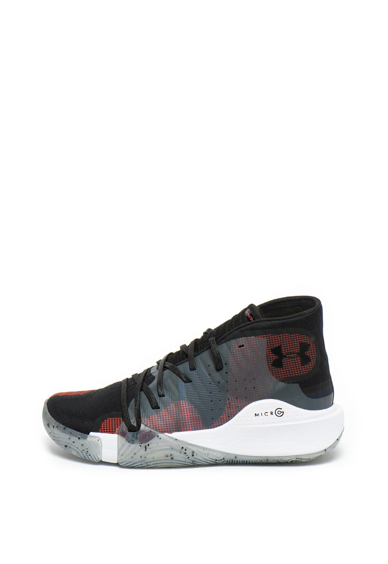 Pantofi sport mid-high pentru baschet Spawn fashiondays.ro