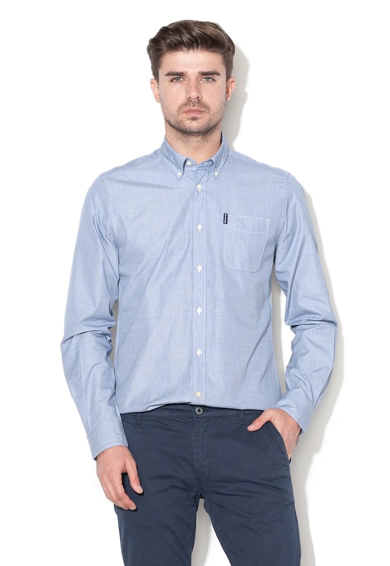 Camasa tailored fit End On End Bărbați imagine