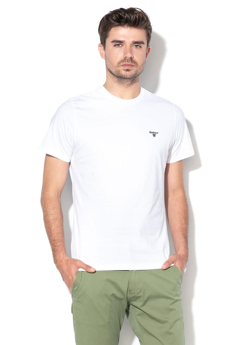 Tricou cu logo Bărbați imagine