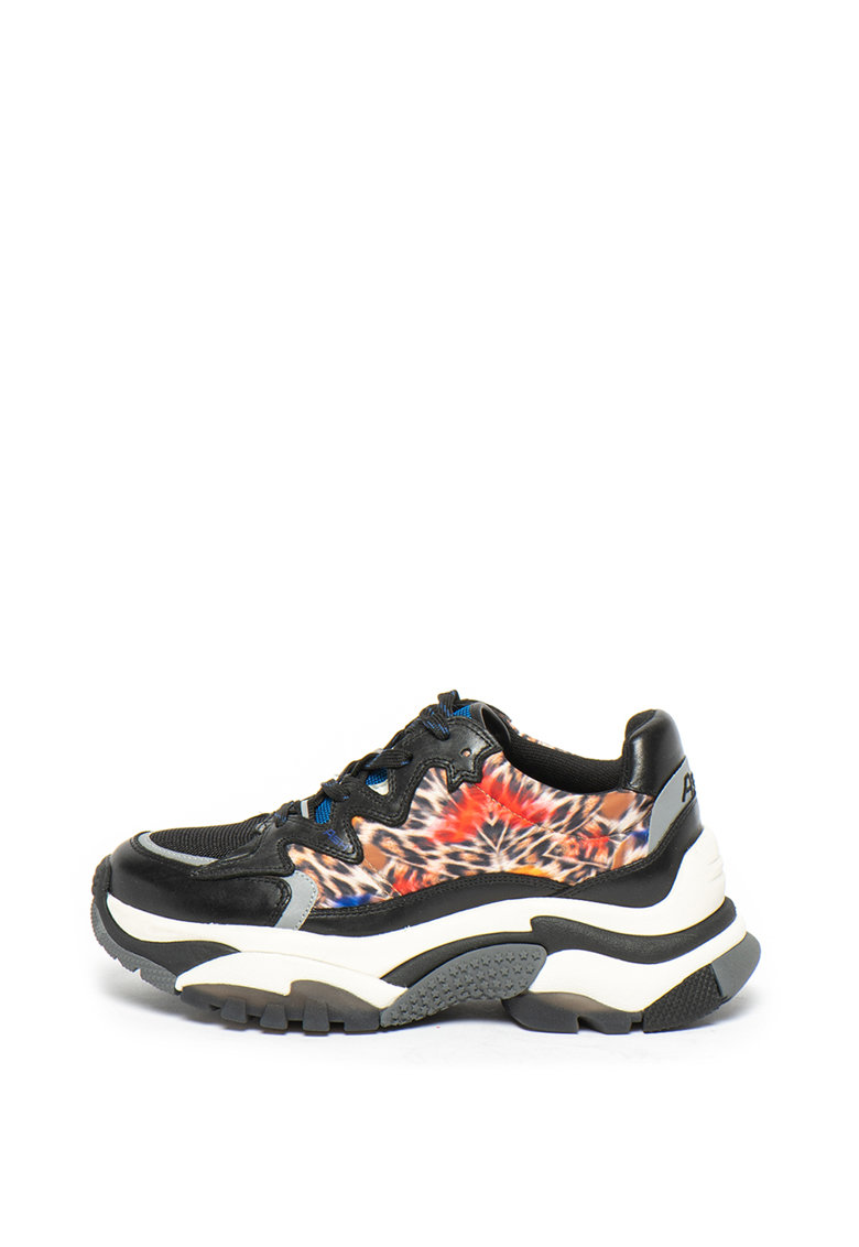 Pantofi sport cu animal print Addiction