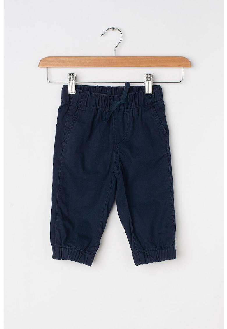 Pantaloni jogger cu snur de la GAP