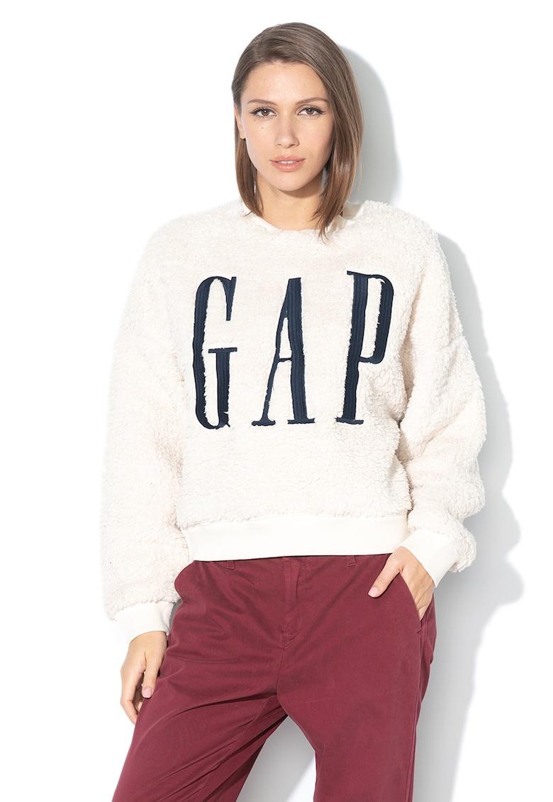 Bluza sport cu imprimeu logo Teddy GAP