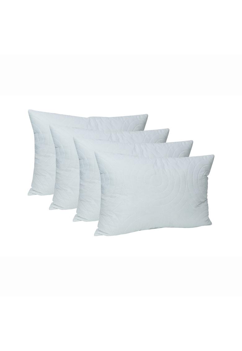 Set 4 perne Confort 70x70 cm imagine fashiondays.ro 2021