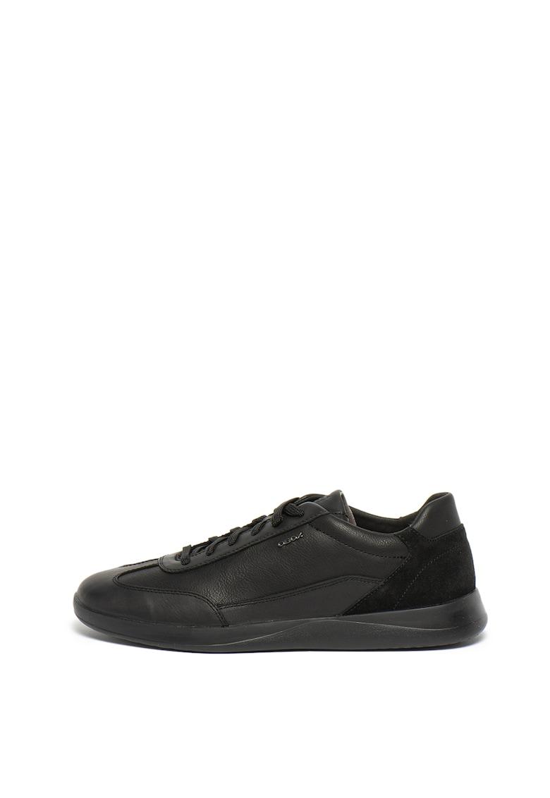 Pantofi sport cu garnituri de piele intoarsa Kennet