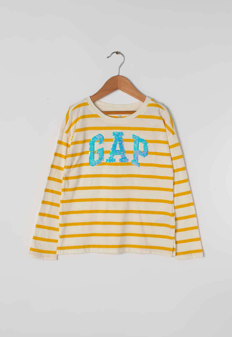 Bluza cu paiete reversibile 4 de la GAP