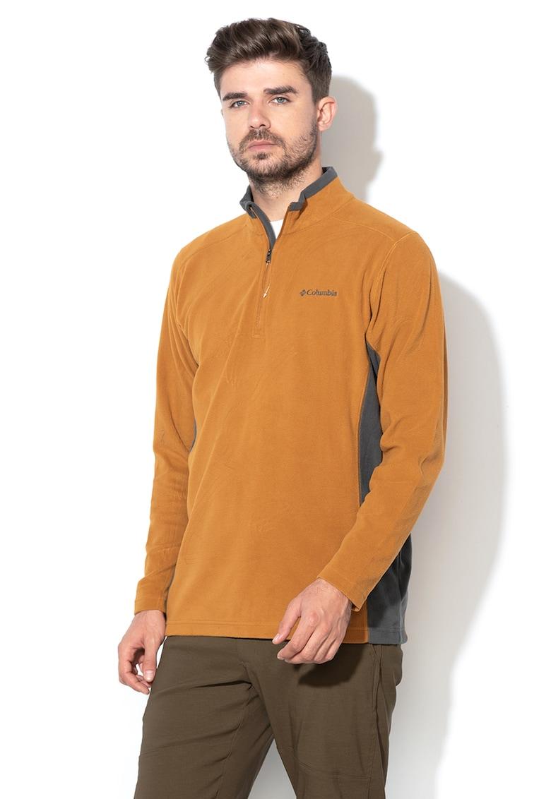 Bluza sport cu fenta cu fermoar - pentru schi Klamath Range™ de la Columbia