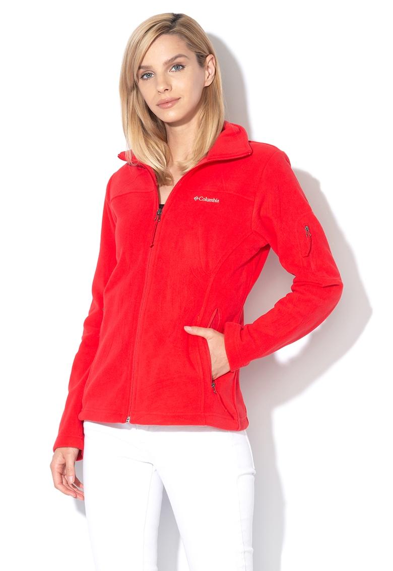 Bluza sport din fleece - pentru schi Fast Trek™