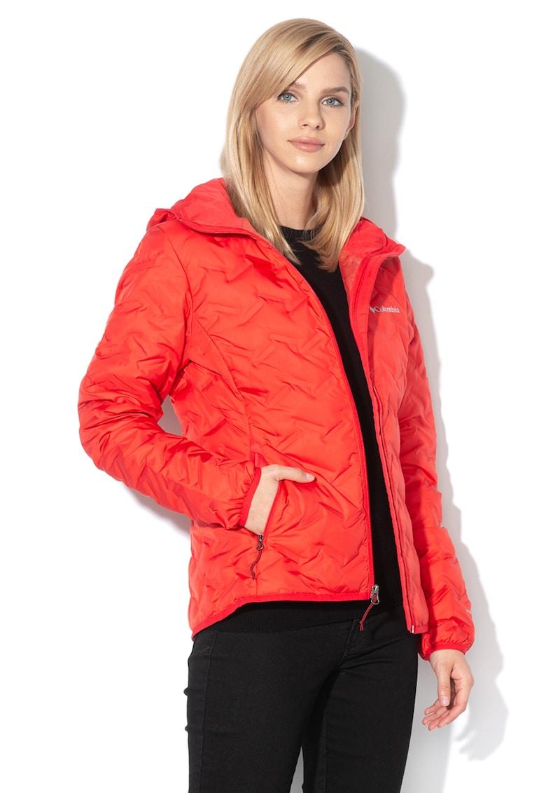 Jacheta din material usor cu umplutura de puf Delta Ridge™