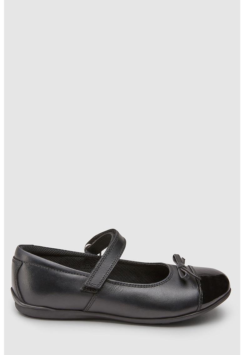 Pantofi Mary Jane de piele NEXT