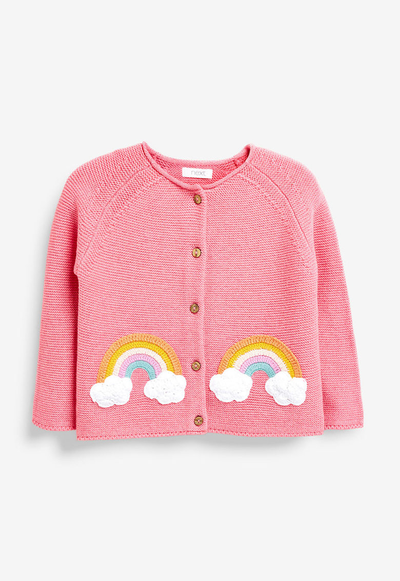 Cardigan cu nasturi Rainbow NEXT