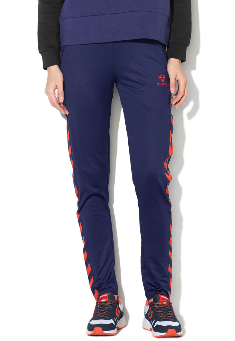 Hummel Pantaloni sport cu broderie logo Nelly