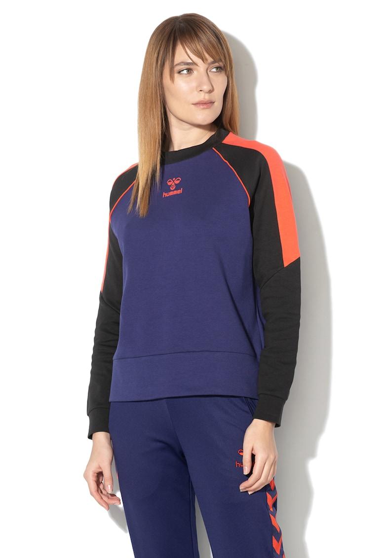 Bluza sport cu imprimeu logo Spicy