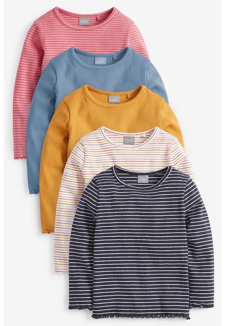 NEXT Set de bluze din amestec de bumbac - 5 piese