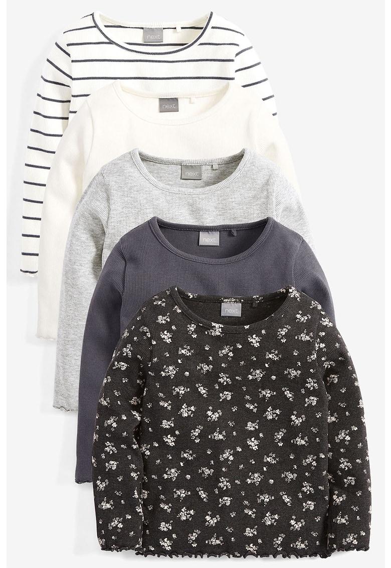 Set de bluze din amestec de bumbac - 5 piese