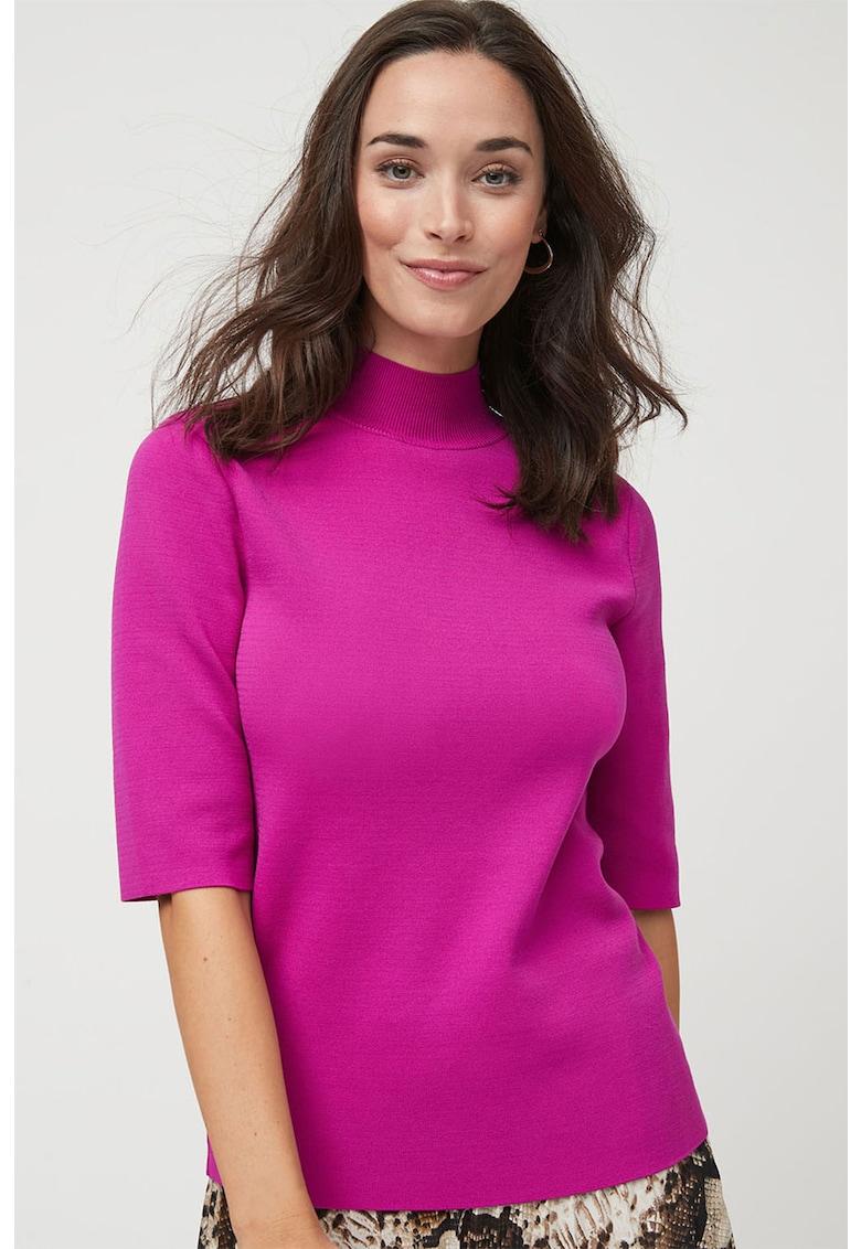 Bluza din tricot fin cu maneci medii de la NEXT