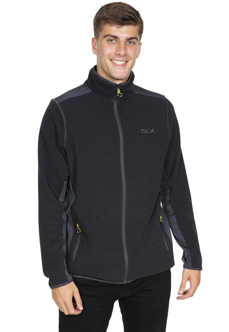 Trespass Bluza sport din fleece Sturgess DLX