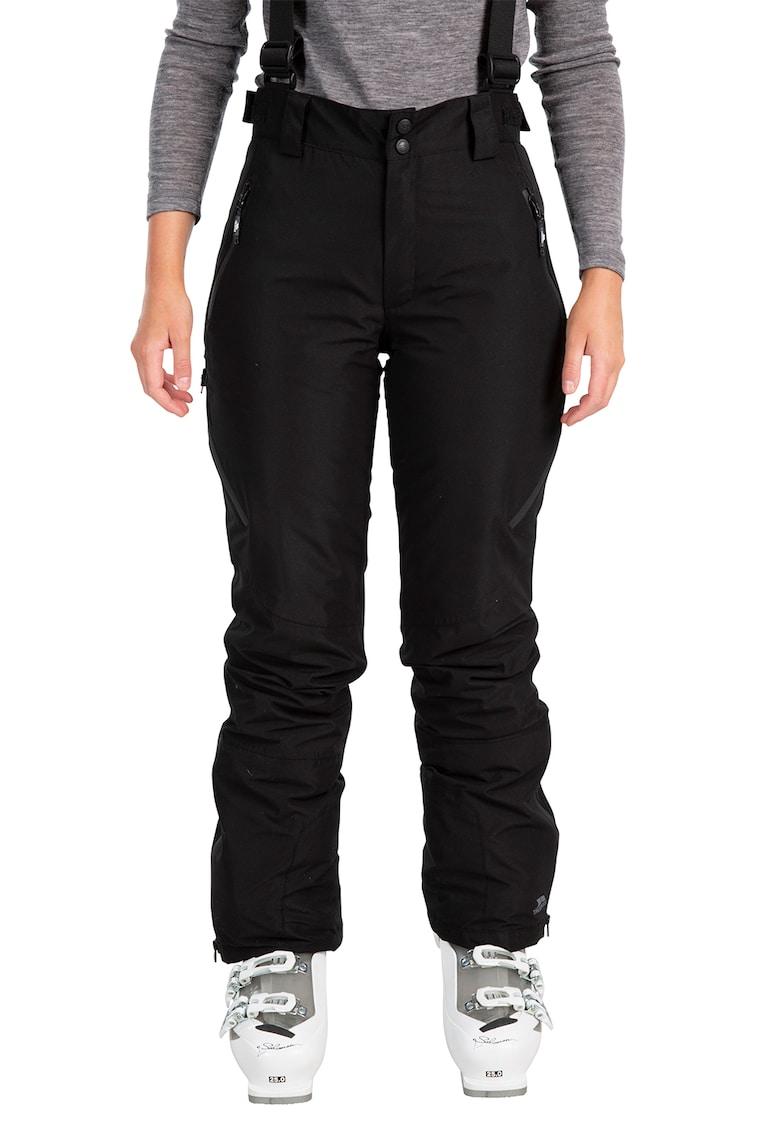 Pantaloni cu vatelina subtire – pentru schi Admiration de la Trespass