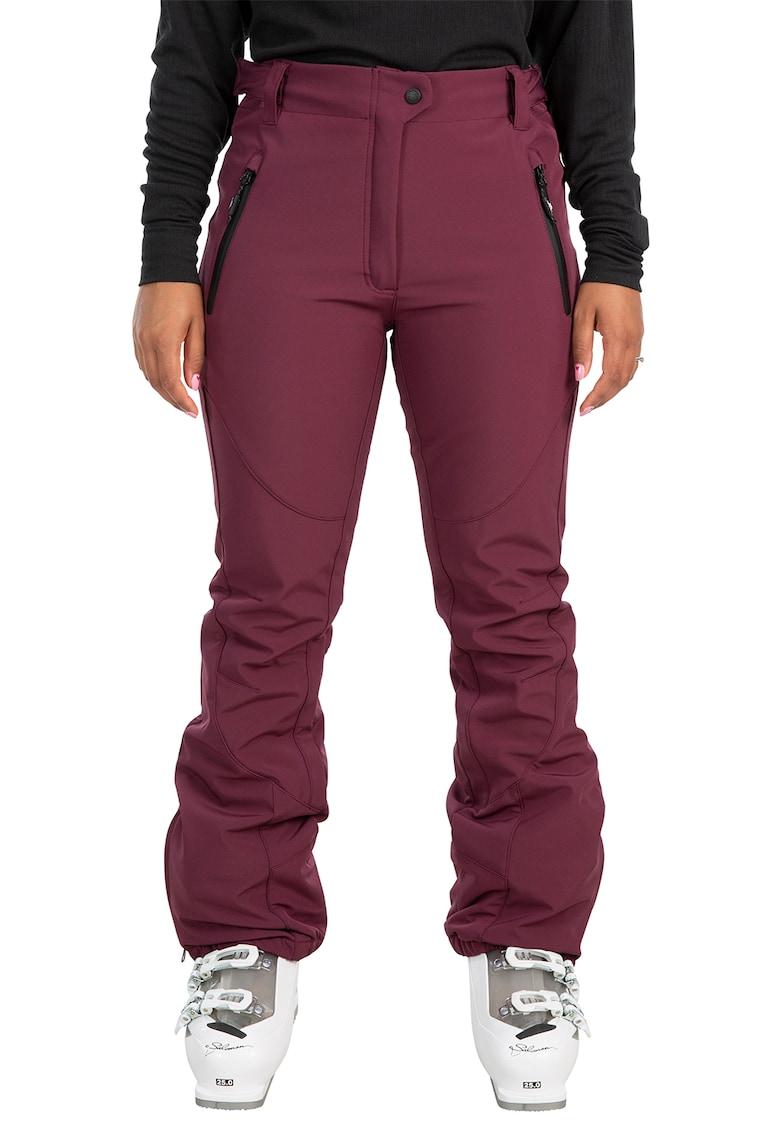 Pantaloni impermeabili cu captuseala din fleece – pentru schi Amaura Trespass