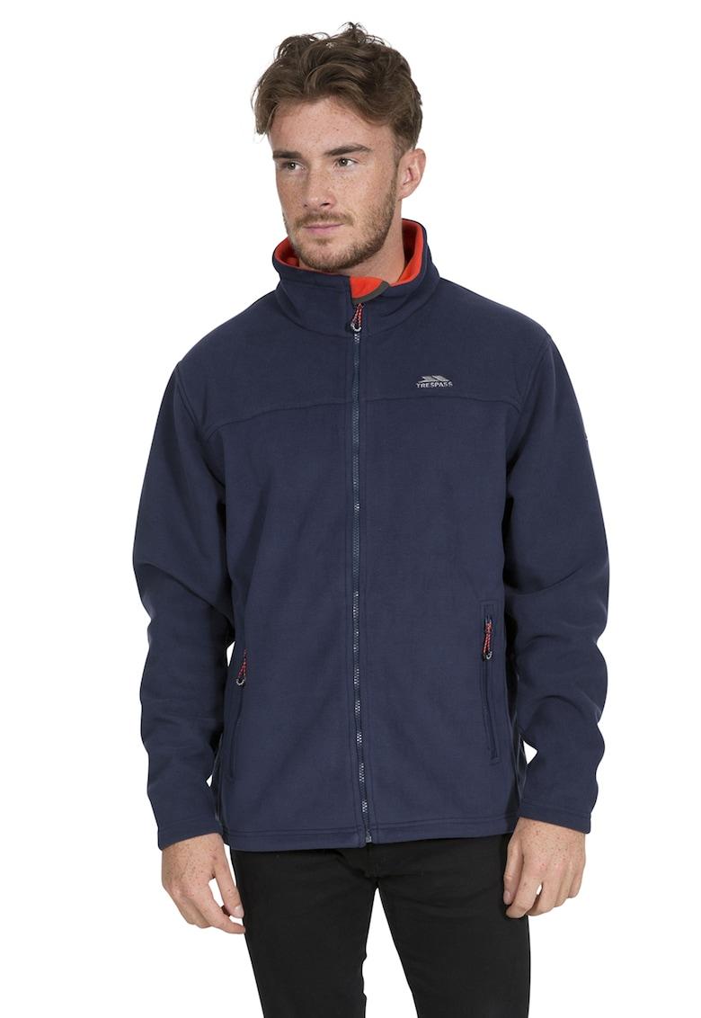 Bluza sport din fleece – cu fermoar Tankerville Trespass