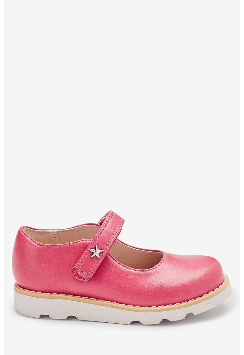 NEXT Pantofi Mary Jane de piele ecologica