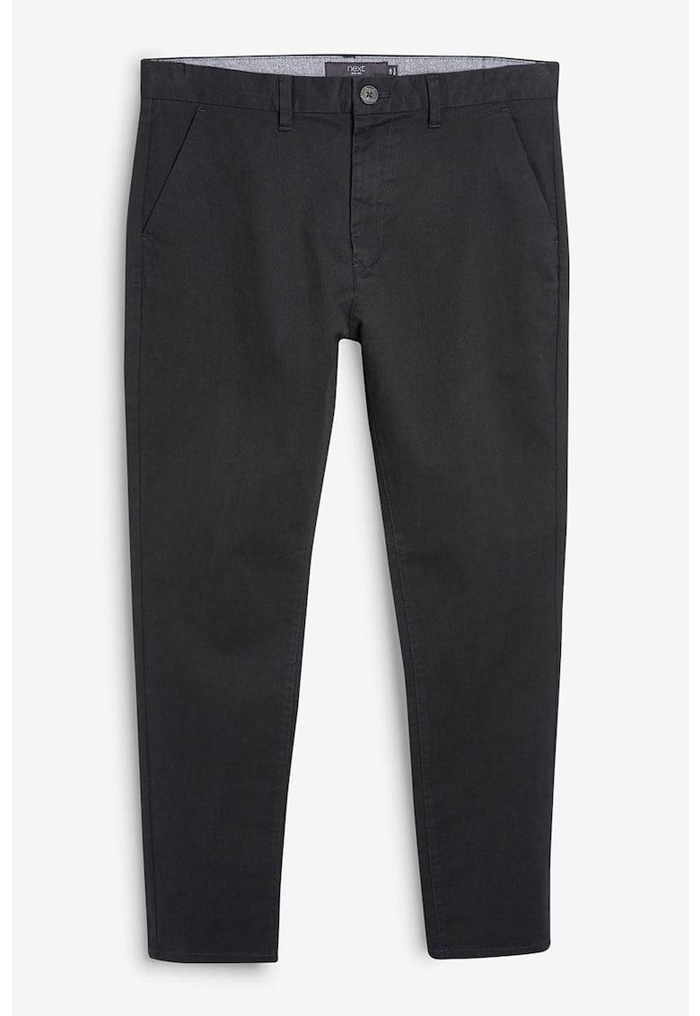 Pantaloni chino slim fit imagine fashiondays.ro