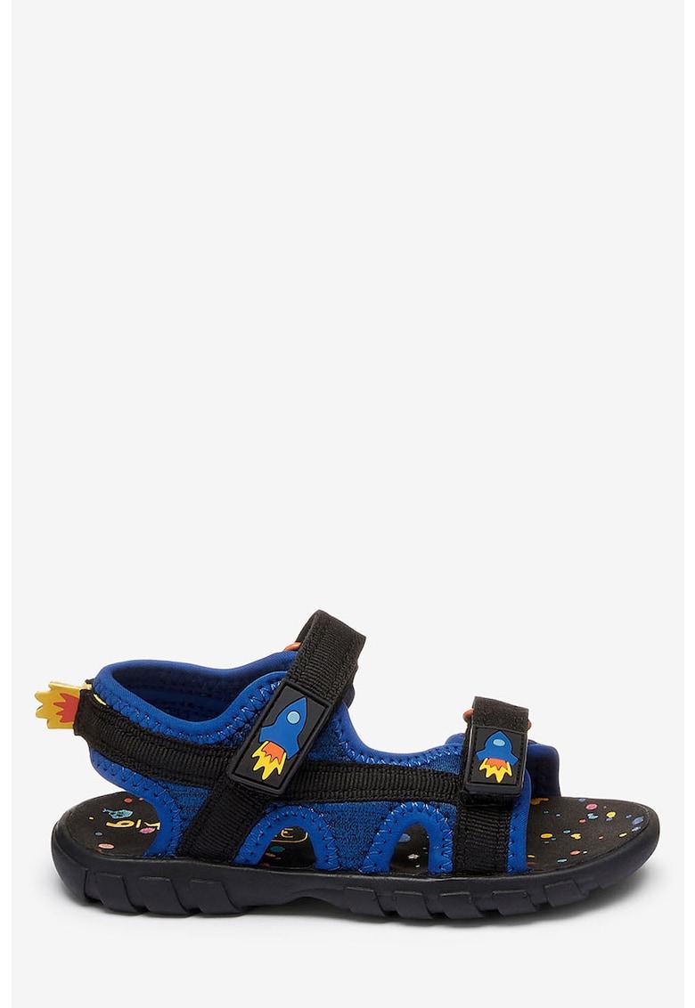 Sandale trek cu velcro de la NEXT