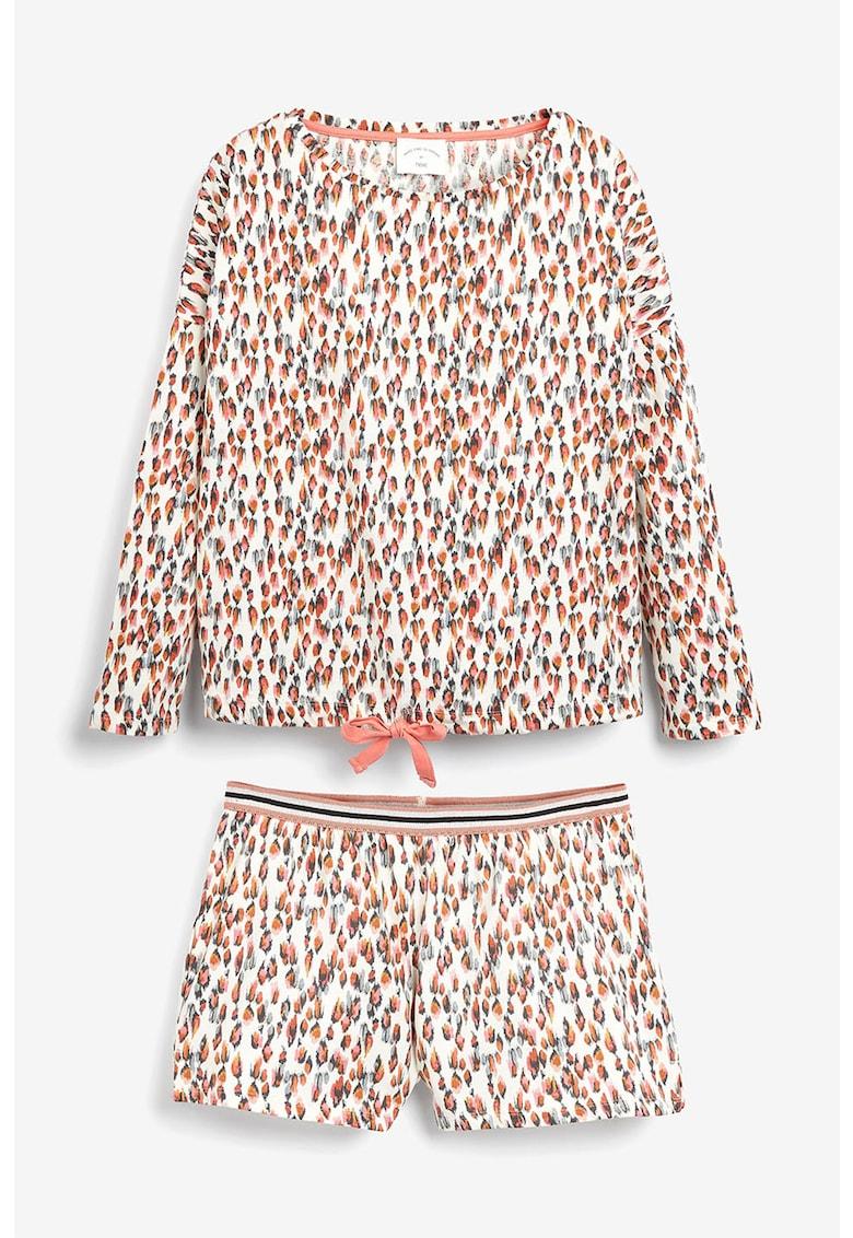 Pijama cu imprimeu – 2 piese NEXT