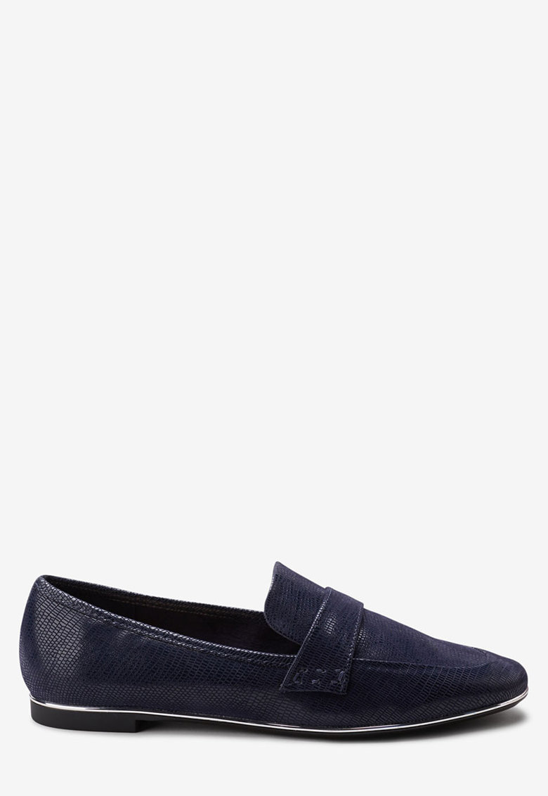 Pantofi loafer cu detaliu metalic de la NEXT