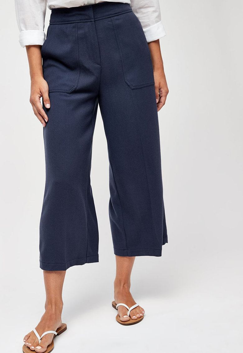 Pantaloni culotte crop NEXT