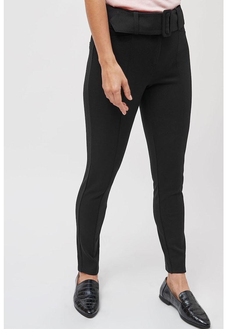 NEXT Pantaloni skinny cu o curea