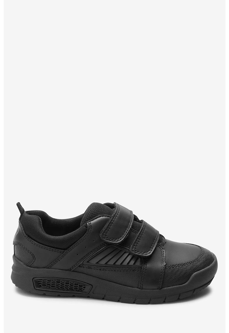 Pantofi sport de piele cu velcro NEXT