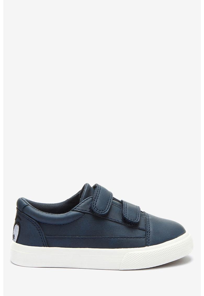 Pantofi sport de piele ecologica – cu velcro NEXT