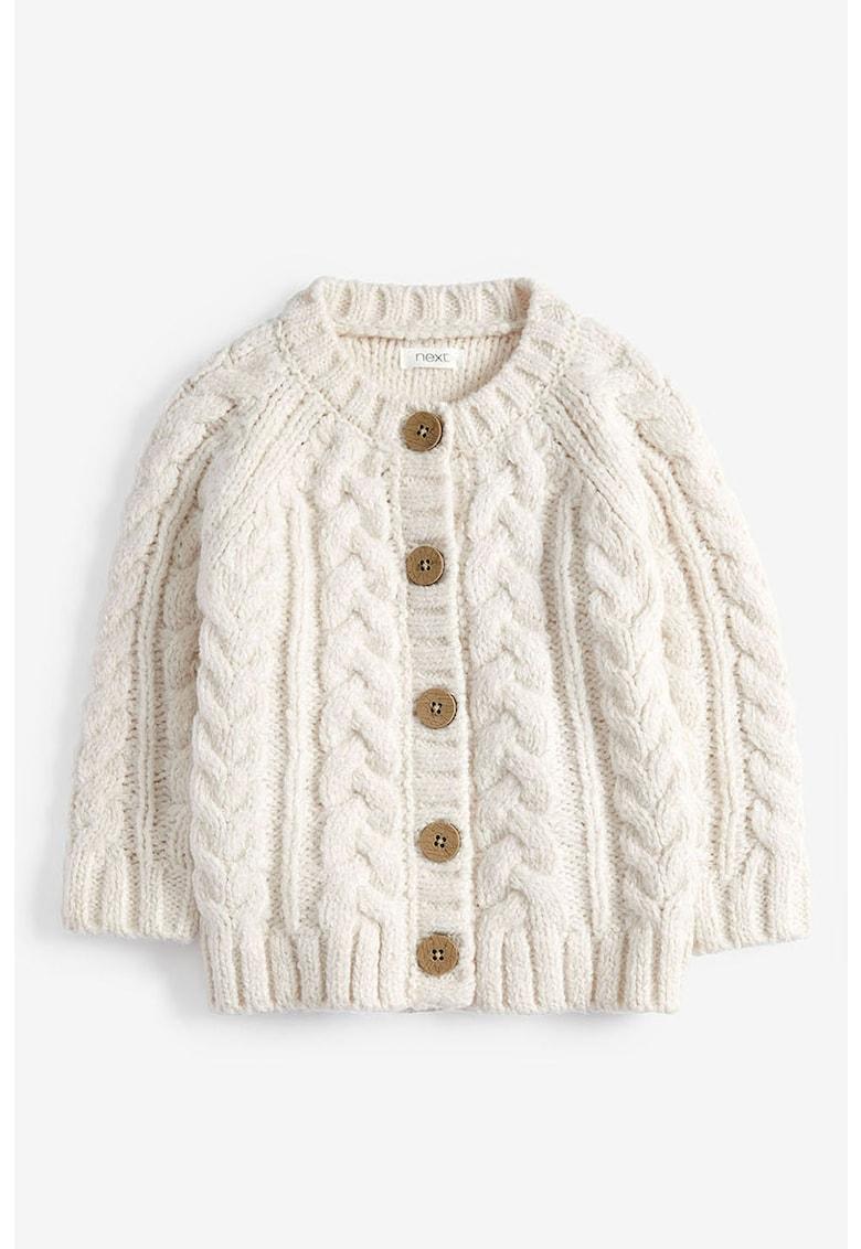 Cardigan tricotat – cu nasturi de la NEXT