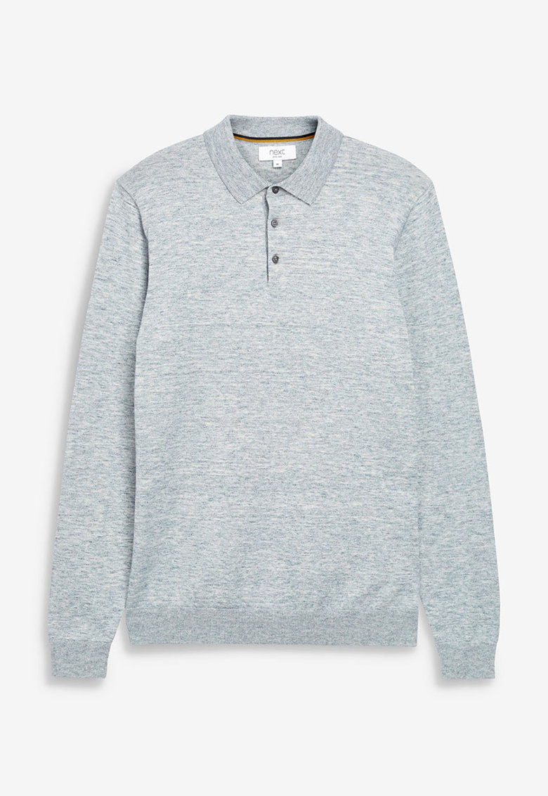 Bluza polo tricotata de la NEXT